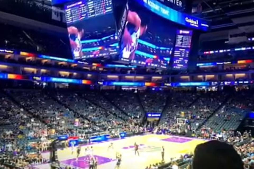 Pony Express @ the Kings Game